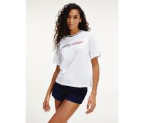 Lounge-T-Shirt aus Bio-Baumwolle