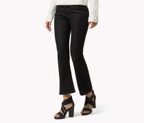 Gekürzte Flare Fit Jeans