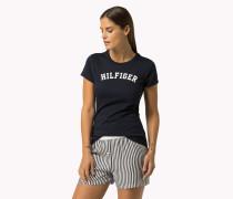 Iconic Logo-t-shirt Aus Baumwolle