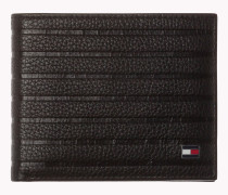 Geprägtes Leder-Portemonnaie