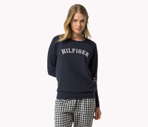 Iconic Rundhals-sweatshirt