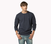Original Sweatshirt Aus Baumwoll-fleece
