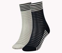 2er-pack Socken Im College-look