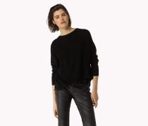 Sweater Aus Baumwoll-kaschmir