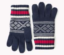 Handschuhe Mit Winter-motiv