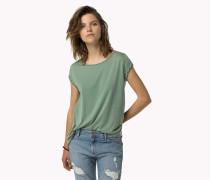 T-shirt Aus Baumwoll-mix