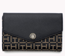 Portemonnaie Aus Saffiano