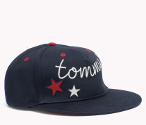 Kappe Mit Tommy-stickerei
