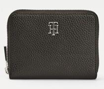 TH Essence mittelgroße Monogramm-Brieftasche