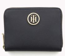 Portemonnaie Aus Saffianoleder