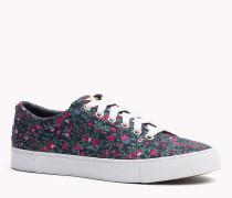 Canvas-Sneakers zum Schnüren