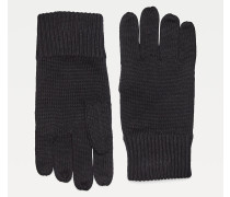 Handschuhe aus Pima-Baumwollmix