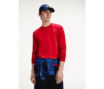 Langarm-T-Shirt aus Bio-Baumwolle