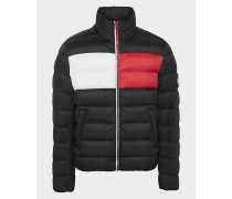 Essential Steppjacke mit Color Block