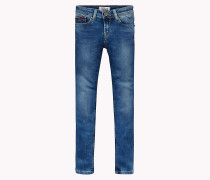 Eco-Repel Skinny Fit Jeans