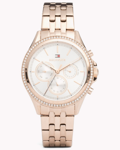 Ari nelkenvergoldete Armbanduhr