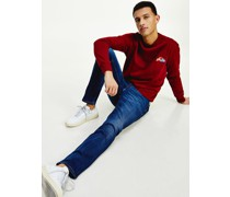 Ryan Relaxed Fit Jeans mit Fade-Effekt