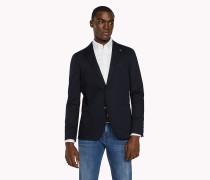 Slim Fit Blazer aus Stretch-Baumwolle