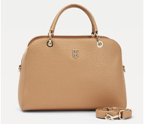 TH Essence Hobo-Tasche mit Monogramm