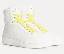 Lewis Hamilton High-Top Sneaker