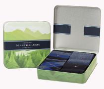 4er-pack Socken  Geschenkbox