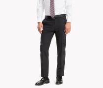 Slim Fit Anzughose aus Wolle