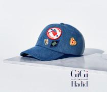 Denim-kappe Von Gigi Hadid