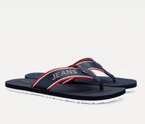 Zehentrenner mit Komfort-Fußbett