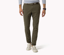 Slim Fit Chino aus Stretch-Baumwolle