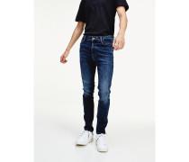 Simon Skinny Fit Jeans mit Stretch