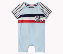 Shorty Aus Baumwoll-jersey