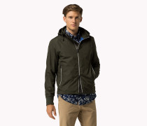 Regular Fit Jacke mit Kapuze