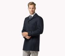 Slim Fit Mantel aus Baumwolle
