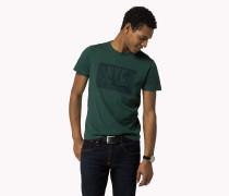 Hilfiger T-shirt Aus Baumwoll-jersey