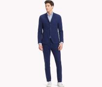 Einreihiger Slim Fit Anzug
