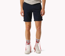 Chino-shorts Aus Stretch-baumwolle