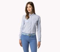 Regular Fit Hemd Aus Baumwolle