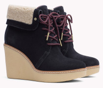 Ankle Boots mit Keilabsatz