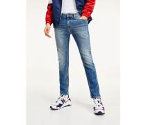 Slim Fit Scanton Jeans mit Stretch