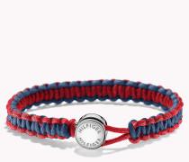 Anker-armband Im Makramee-design