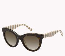 Katzenaugen-sonnenbrille