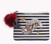 Kleine Tasche Mit Meerjungfrauen-motiv