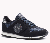 Hilfiger Sneakers In Glitzeroptik