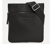 Essential Crossbody-Tasche mit Struktur-Finish