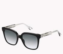 Sonnenbrille In Marmor-optik
