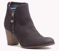 Ankle Boots Aus Nubukleder