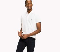 Klassisches Slim Fit Poloshirt