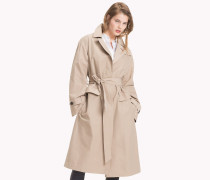 Tommy Icons Trenchcoat aus Bio-Baumwolle