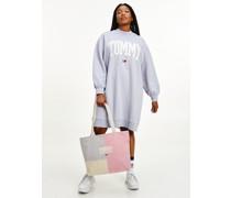 Curve College Sweatshirt-Kleid