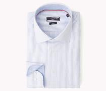 Tailliertes Johnny Hemd